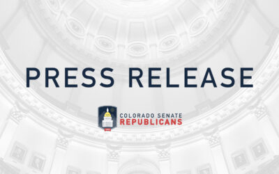 Colorado Senate Republicans Respond to Events in Washington D.C.